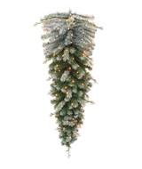 Triumph Tree Гирлянда Капля 152 ламп, 120 см, заснеженная