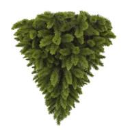 Triumph Tree Люстра Норд, 90х97 см, зеленая