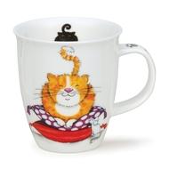 Dunoon Кружка Имбирные кошки.Невис (480 мл), 11.2 см
