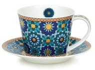 Dunoon Чашка чайная с блюдцем Иштар.Айлей (350 мл)