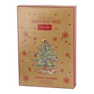 Spode Набор из подсвечника и 25 свечей Рождественский календарь