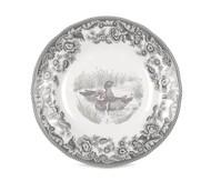 Spode Тарелка пирожковая Утка Деламер, сельские мотивы, 15 см