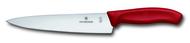 Victorinox Нож разделочный SwissClassic Red Extension, 19 см, красный