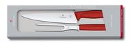 Victorinox Набор для разделки мяса SwissClassic Red Extension, 2 пр., красная рукоять