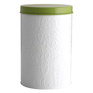 Mason Cash Емкость для хранения In The Forest (2.9 л), бело-зеленая