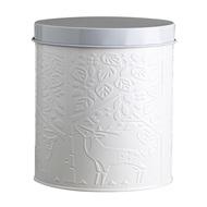 Mason Cash Емкость для хранения In The Forest (3.3 л), бело-серая