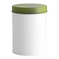 Mason Cash Емкость для хранения чая In The Forest, 11х15 см, бело-зеленая