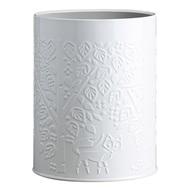 Mason Cash Органайзер для столовых приборов In The Forest, 13.5х17.5 см, белый