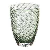 Italesse Набор стаканов сервировочных Vertigo Tumbler Green (380 мл), 2 шт.