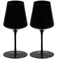 Sophienwald Набор бокалов для вина Black Line Bordeaux (570 мл), 22.8 см, 2 шт.