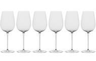 Sydonios Набор бокалов для красного вина l'Esthte (460 мл), 23 см, 6 шт.
