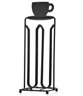 Walmer Подставка для кофейных капсул Nespresso, 28 ячеек, 34 см