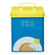 Kitchen Craft Емкость для хранения чая Bright Storage, 11.3х11.3х13.5 см