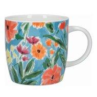 Kitchen Craft Кружка Abstract floral (425 мл), 9х8.9 см