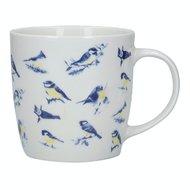 Kitchen Craft Кружка British birds (425 мл), 9х8.9 см