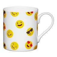 Kitchen Craft Кружка Emojis (250 мл), 7.5х12 см