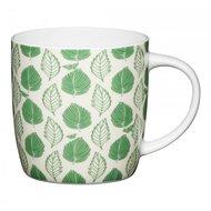 Kitchen Craft Кружка Green Leaf (425 мл), 9х8.9 см