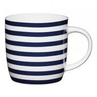 Kitchen Craft Кружка Nautical Stripe (425 мл), 9х8.9 см