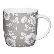 Kitchen Craft Кружка White Flower (425 мл), 9х8.9 см
