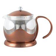 Kitchen Craft Чайник заварочный на 4 чашки La Cafetiere (1.2 л), медный
