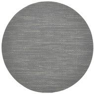 Harman Салфетка подстановочная круглая Шахматы, 35.5 см, серая