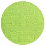Harman Салфетка подстановочная круглая Шахматы, 35.5 см, зеленая