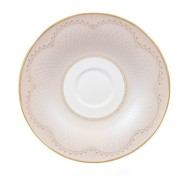 Porcel Блюдце Grace, 17 см, бежевое