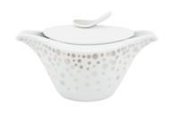 Porcel Варенница Silver Rain (170 мл), 14х9х8 см, белая