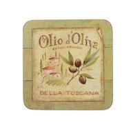 Creative Tops Подставка пробковая Olio D Oliva, 10х10 см, 6 шт