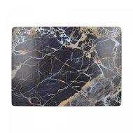Creative Tops Набор подставок под горячее Navy Marble, 40x29 см, 4 шт