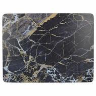 Creative Tops Набор подставок под горячее Navy Marble, 23х30 см, 6 шт