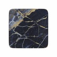 Creative Tops Набор подставок под горячее Navy Marble, 10х10 см, 6 шт