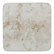 Creative Tops Подставка пробковая Grey Marble, 10х10 см, 6 шт