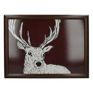 Creative Tops Поднос на подушке Deer, 44х33х6 см