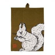 Creative Tops Полотенце кухонное Squirrel, 70х50 см