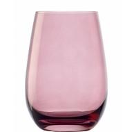 Stolzle Стакан Elements (465 мл), 8.5х12 см, розовый