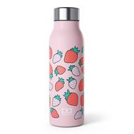 Monbento Термос Genius Strawberry (0.5 л), 7х23.5 см, розовый