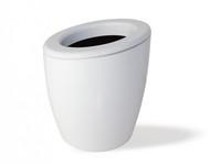 Wegg Ведро для охлаждения вина DEMI Basic, 17х20 см, белое