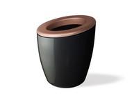 Wegg Ведро для охлаждения вина DEMI Mix, 17х20 см, медно-черное