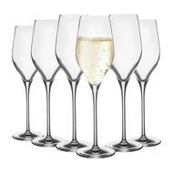 Stolzle Набор бокалов для шампанского Exquisit Royal (265 мл), 6 шт.
