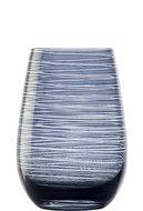 Stolzle Набор стаканов Twister (465 мл), голубые, 6 шт.