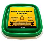 Woodeed Воск с минеральным маслом для обработки разделочных досок, 200 мл