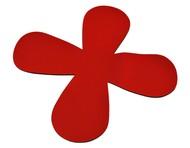 moHA Набор защитных ковриков для антипригарного покрытия, 24 см, 2 шт.