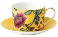 Wedgwood Чашка чайная с блюдцем Вандерласт Тонкин (150 мл)