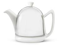 Bredemeijer Чайник заварочный c фильтром Manto (600 мл), белый/стальной