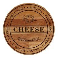 Bisetti Доска сервировочная круглая Cheese, 30 см
