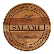 Bisetti Доска сервировочная круглая Salami, 30 см