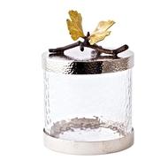 Michael Aram Банка для сыпучих продуктов Бабочки гинкго, 15 см