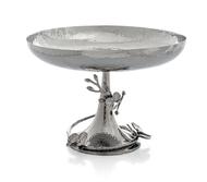Michael Aram Чаша на ножке Белая орхидея, 29 см