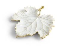Michael Aram Чаша-лист Зимние листья. Виноград, 20 см
